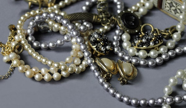 Pearl Necklaces and Jewelry
